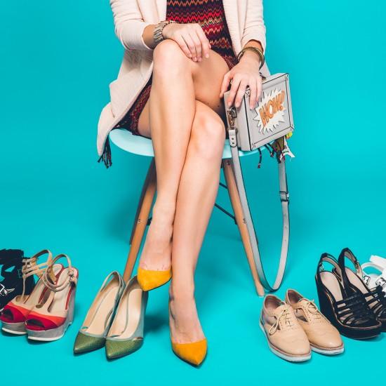 Loja - Sapatos & Acessórios